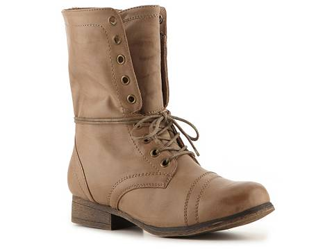 Girl Gamer Combat Boot Casual Boots Boots Women's Shoes - DSW