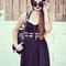 Luna vintage — cut it out skater dress