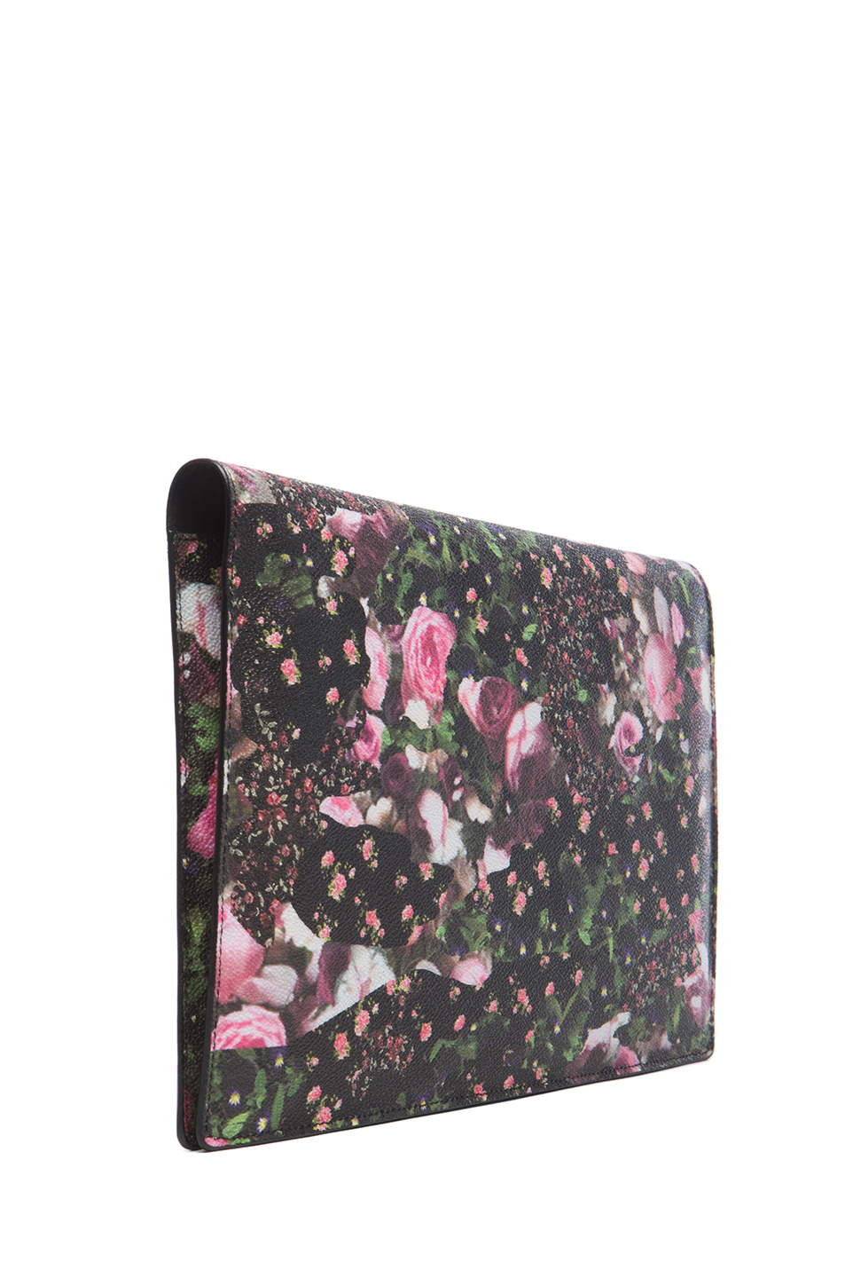 GIVENCHY|Printed Canvas iPad Case in Floral