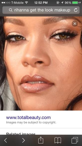 make-up rihanna lip gloss rihanna lipstick lipstick