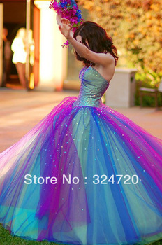Aliexpress.com : buy 2012 fashion trends strapless floor length red zebra print quinceanera dresses style q294 free shipping from reliable dresse suppliers on luxy queen fashion salon