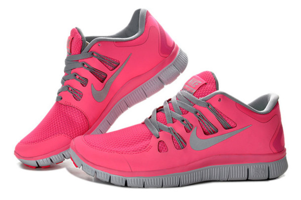 official photos 8c14d 229ec shoes nike running nike running shoes nike free run 5.0 pink