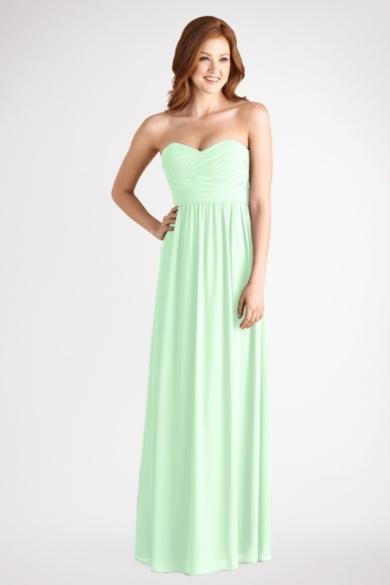 Donna Morgan Bridesmaids Stephanie Dress