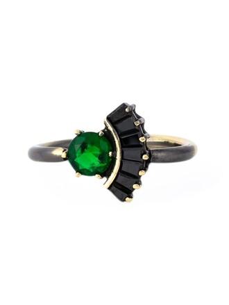 ring jewels green