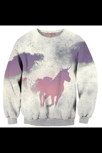 sweater grunge soft grunge fashion t-shirt unicorn cool clothes hoodie tank top indie aesthetic kawaii grunge kawaii pastel goth hipster top