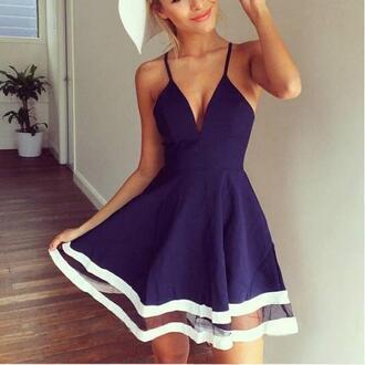 dress sexy dress v neck dress sleeveless dress summer dress