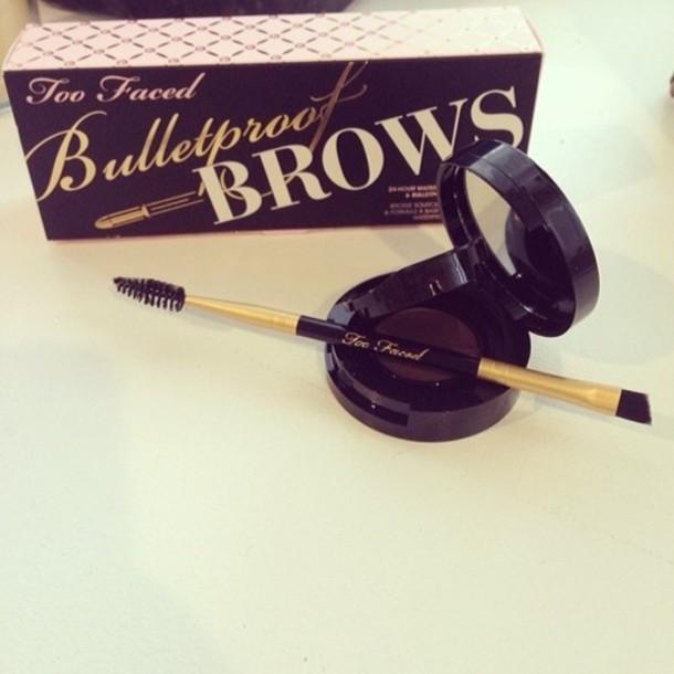 nail polish eyebrows bulletproof make-up make-up prom beauty
