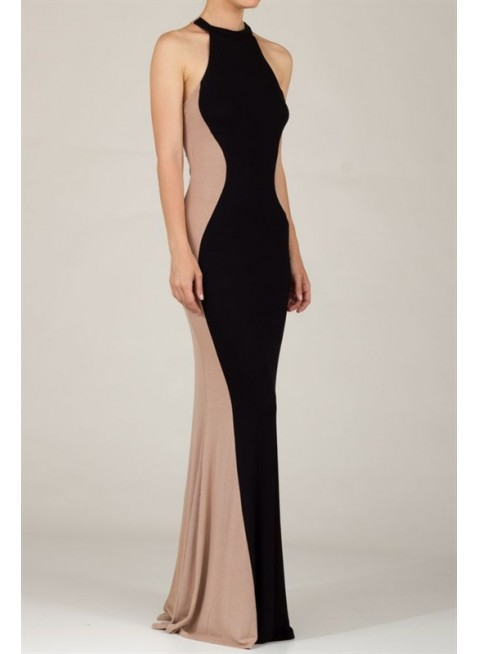 Hourglass Maxi Dress - Dresses