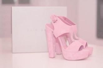 shoes pink grunge cute girly feminine girly grunge