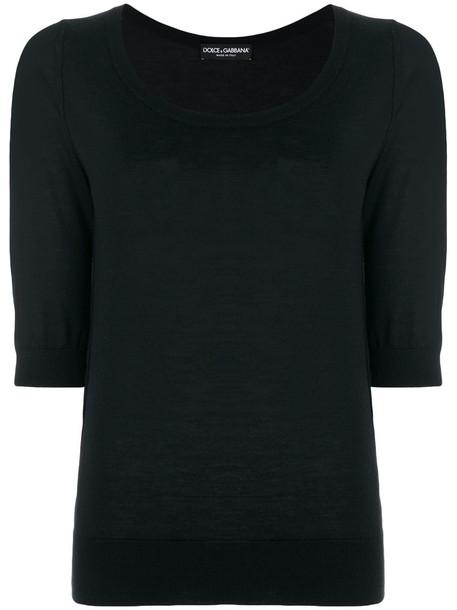 Dolce & Gabbana top women black