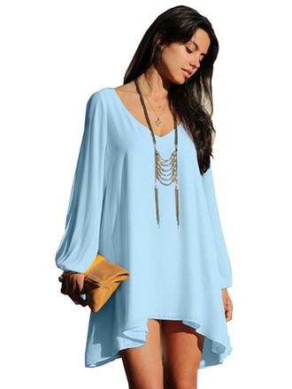 dress blue cool light summer sexy trendy girly cute light blue summer outfits summer dress gorgeous