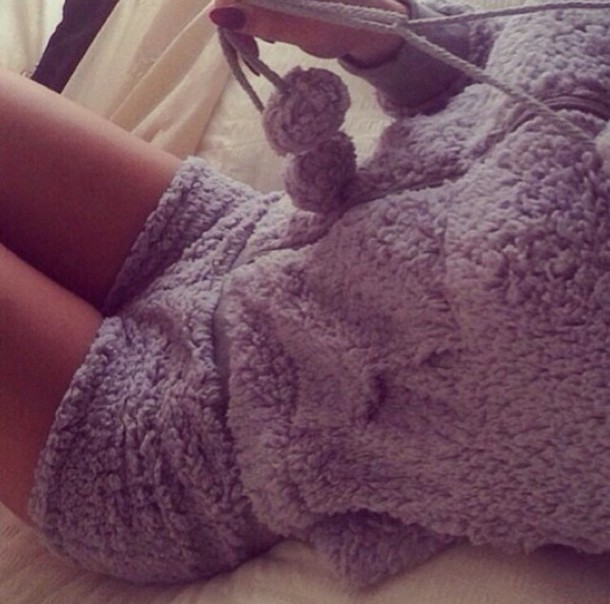 jumpsuit pajamas grey sweater comfy onesie fuzzy sweater romper grey pajamas pajamas sexy stuffed animal fluffy shearling grey romper grey jumper wool grey jumpsuit pajama set onesie onsie one piece onesie onesie onesies women cute love comfy comfortable outfit comfy and cute sleepwear sleep nightwear shorts blouse