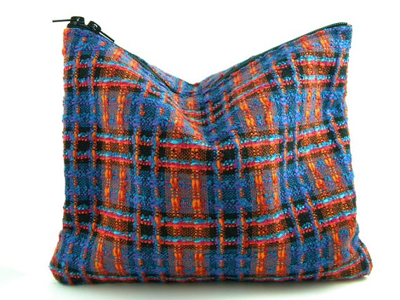 SALE  Tweedy Statement Clutch by lovecortnie on Etsy