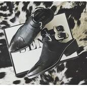 shoes,senso,booties,black,revolve clothing,revolveme