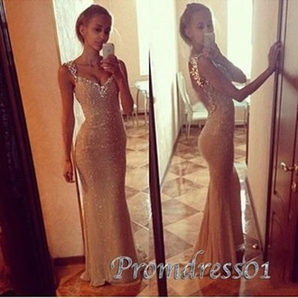 dress glitter prom homecoming sparkle tight clothes gold