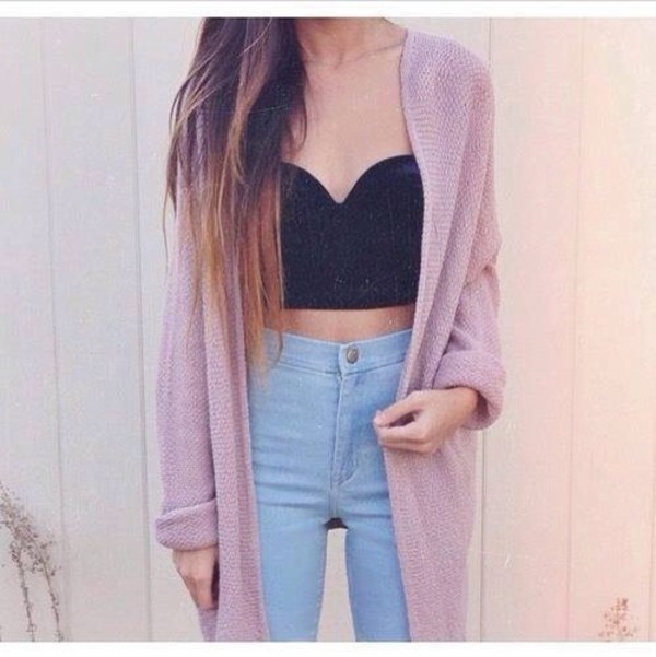 jeans bleu summer summer outfits coat leggings