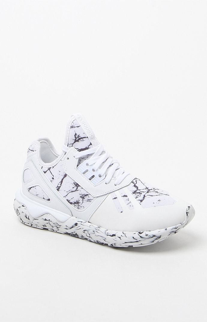 adidas Tubular Runner High-Top Sneakers at PacSun.com