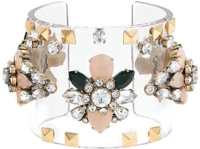 J.Crew Jeweled cuff - Polyvore