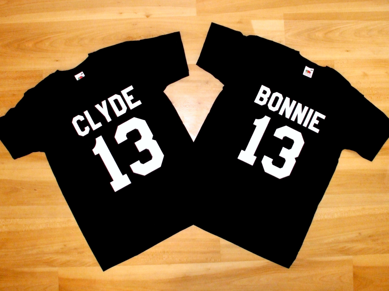 t shirts bonnie and clyde couple shirts bonnie and clyde. Black Bedroom Furniture Sets. Home Design Ideas