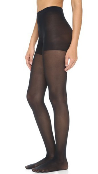 Falke Control Top 50 Tights - Black