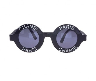 sunglasses black sunglasses chanel sunglasses white sunglasses paris