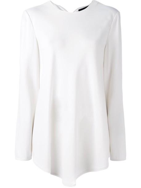 Proenza Schouler blouse women white top