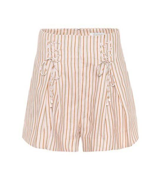 Zimmermann shorts pink