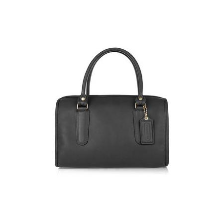 Coach classics madison small leather tote from net