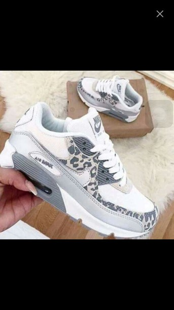 quality design 071cd 9cda2 shoes nike nike air max 90 sneakers white grey