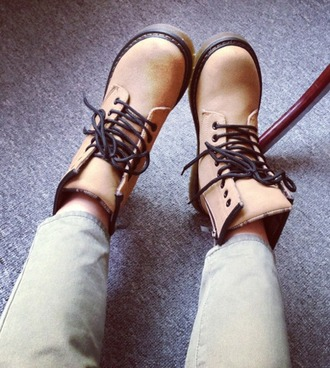 shoes denim floor drmartens classy hipster grunge bright nice