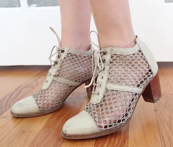 taupe shoes high heels taupe pumps taupe heels taupe booties hipster vans, floral, indie, hippie, hipster, grunge, shoes, girly, tomboy, skater boho boho style hippie chic that's chic boho chic chic indie
