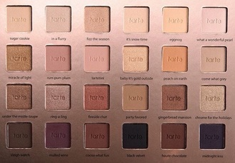 make-up tarte eye shadow eye makeup cute tarte pallete makeup palette