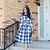 Spring Fever: Picnic Plaid Dress | Outfits & Outings
