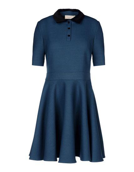 Maison Kitsune Short Dress - Maison Kitsune Dresses Women - thecorner.com