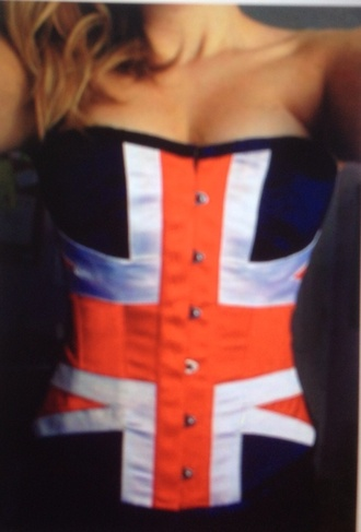 blouse union jack