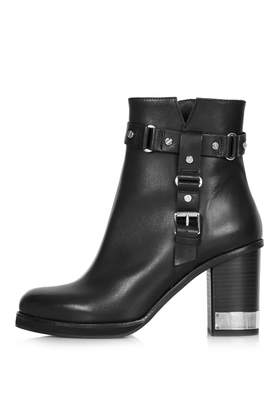 ALL THEIRS Harness Boots - Boots  - Shoes  - Topshop