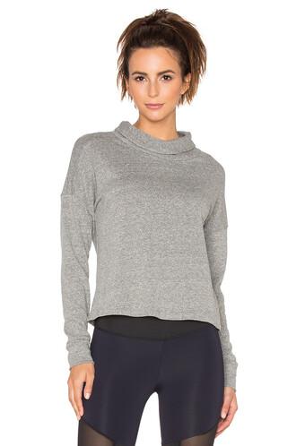 sweatshirt turtleneck