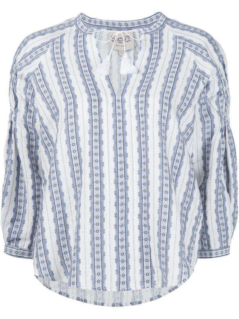 Блузка В Крестьянском Стиле Купить