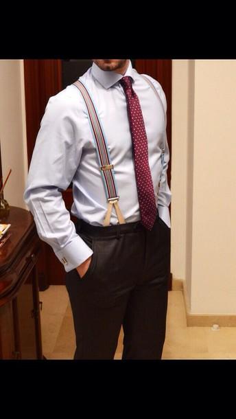 belt, suspenders, style, menswear, mens t-shirt, accessory ...