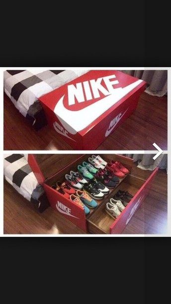 Awesome Shoes Home Decor Accessory Nike Sneakers
