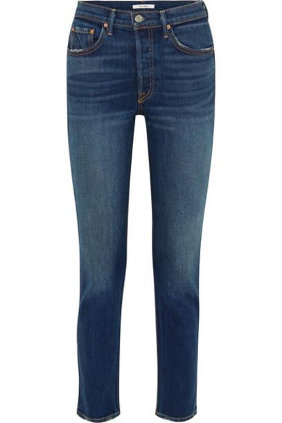 GRLFRND jeans skinny jeans denim high