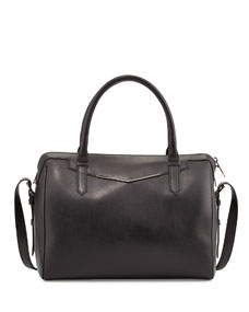 Reece Hudson Phoenix Medium Duffel Bag, Black
