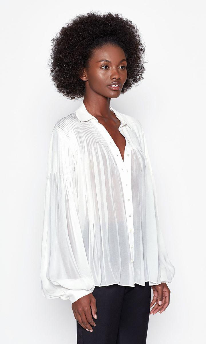 Jaslyn Silk Shirt