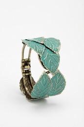 leaves,jewels