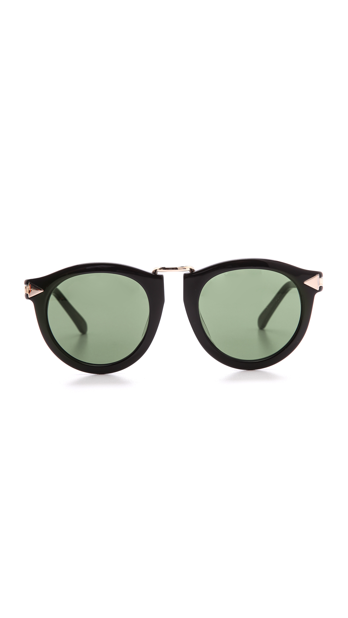 Karen Walker Special Fit Harvest Sunglasses | SHOPBOP