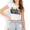 No-fuss distressed cutoffs | forever 21 - 2000088143