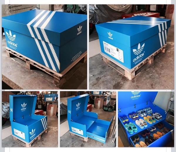 Shoe storage for Schuhschrank nike