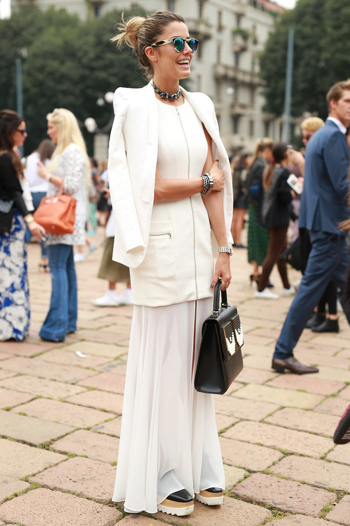 To Die For Celebrity Summer Street Style