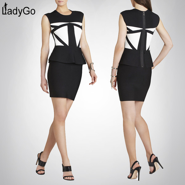 bandage dress party dress