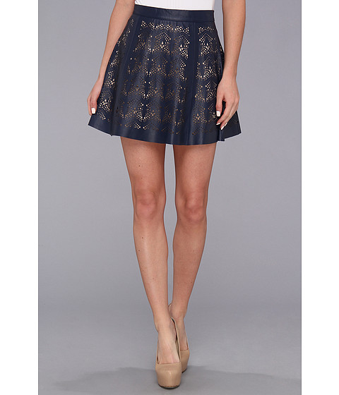Parker Filomena Skirt Navy - Zappos.com Free Shipping BOTH Ways